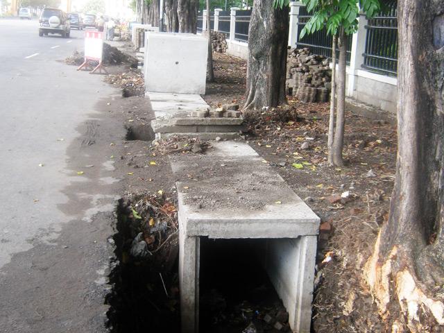 Jual Saluran U Ditch Beton (Precast) di Tuban