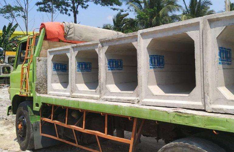 Jual Box Culvert Precast Murah di Lumajang