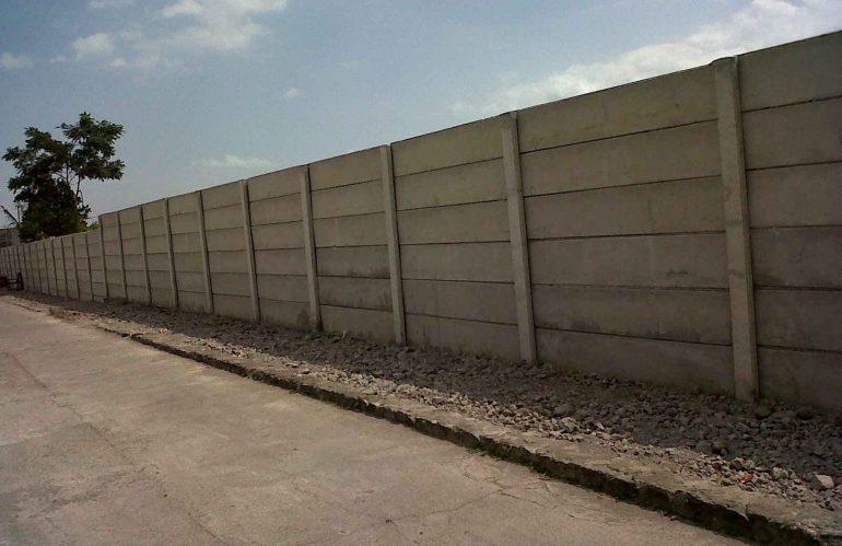 Jual Pagar Panel Beton Precast / Beton di Jakarta Barat