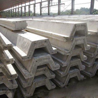 Jual Sheet Pile Beton Megacon di Ambon