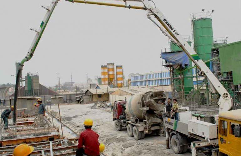 Pengertian, Fungsi, & Kelebihan Concrete Pump (Pompa Beton)