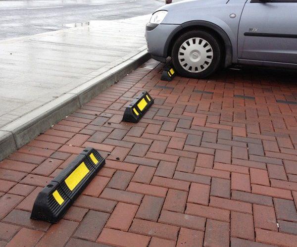 Alternatif Dan dampak negatif dari Car Stopper Beton