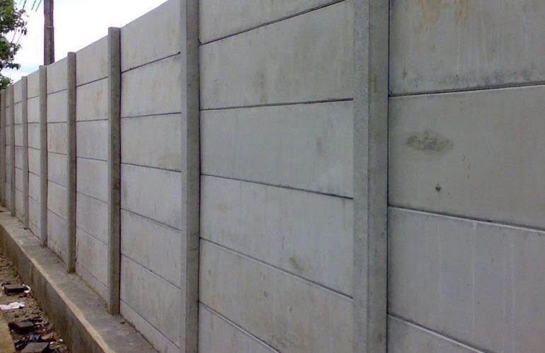 Tata Cara Pembuatan Pagar Panel Beton