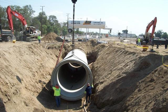 Awal Mula Perkembangan Saluran Air Pipa Beton