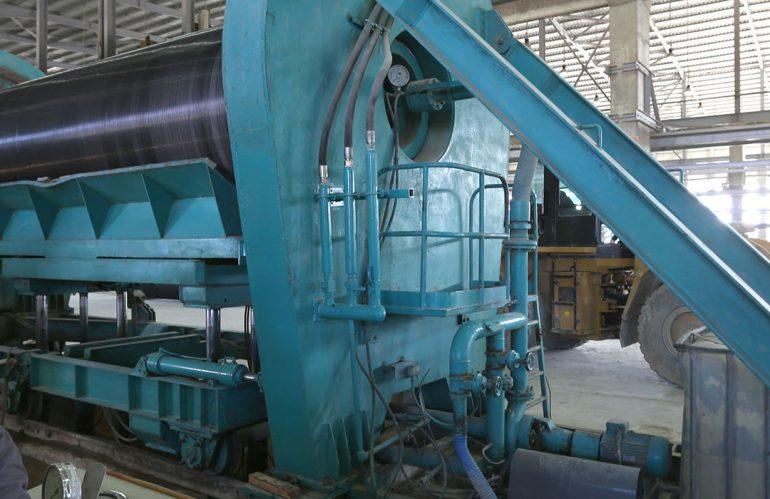 Mengulik Proses Produksi Pipa Beton dari Manual Hingga Otomatis