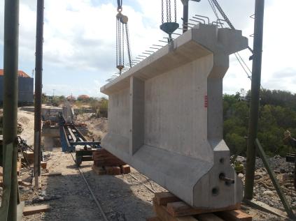 Pengaplikasian Pre-stressed Concrete (Beton Prategang) pada Sistem Konstruksi