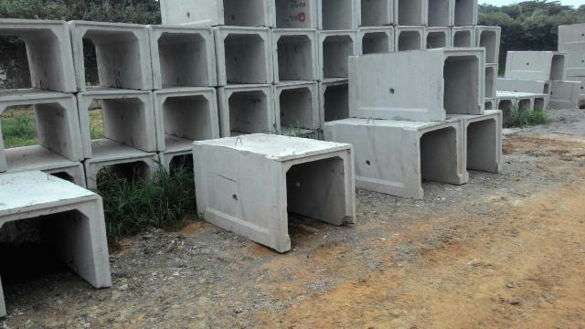 Jual Saluran U Ditch Beton (Precast) di Lamongan
