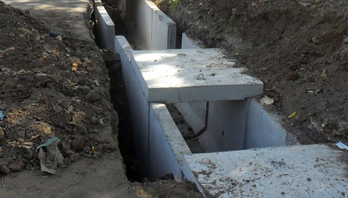 Jual Saluran U Ditch Beton (Precast) di Parepare