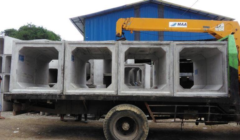 Jual Box Culvert Precast Murah di Tasikmalaya
