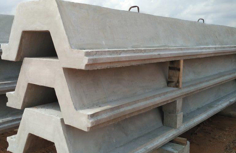 Jual Sheet Pile Beton Megacon di Samarinda