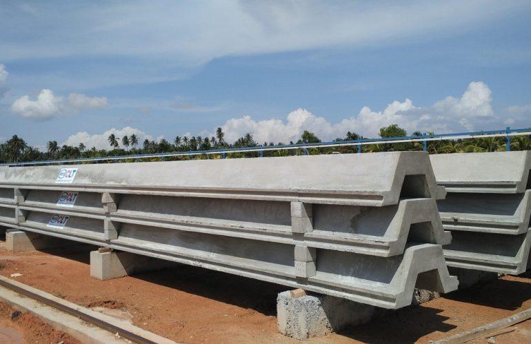 Jual Sheet Pile Beton Megacon di Bontang